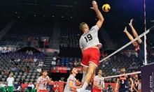 България напред на европейското по волейбол, взе реванш от Португалия