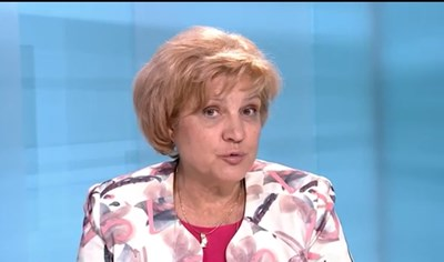 Менда Стоянова Кадър: Канал 3