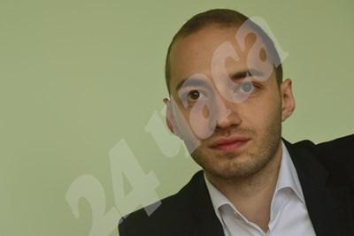 Димитър Ганев СНИМКА: 24 часа