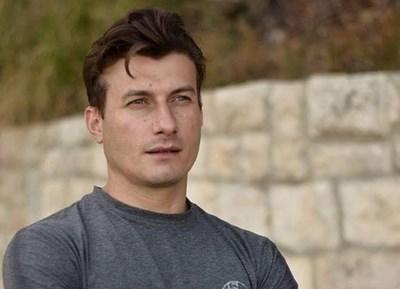 39-годишният велосипедист Мартин Чикалов СНИМКА: Фейсбук