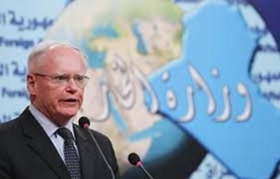 Специалният пратеник на САЩ за Сирия Джеймс Джефри СНИМКА: Ройтерс