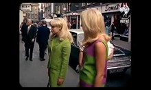 По улиците на Лондон през 1967г.