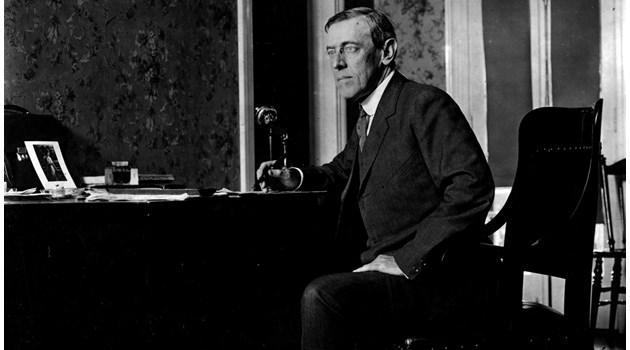 Как президентът Уилсън спаси България във Версай