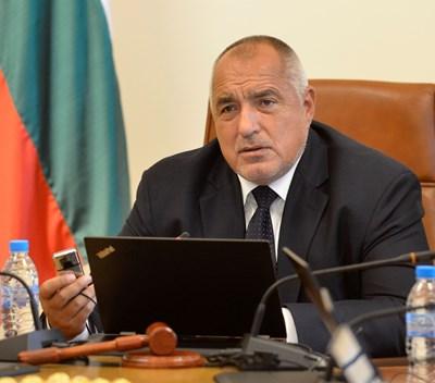 """Борисов ще се изправи в сряда в парламента """"Народен съд"""" (Обзор)"""