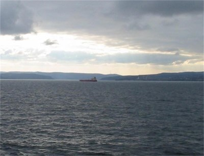 """""""Хера"""" потъна на входа на Босфора през 2004 година"""