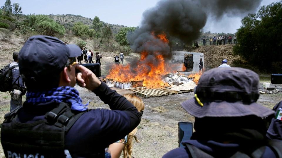 Журналистка ще спира войната на картелите в Мексико