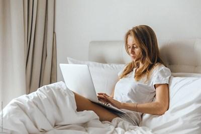 Не работете в леглото. СНИМКИ: ПИКСАБЕЙ