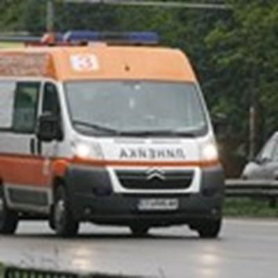 Катастрофа с трима ранени затвори Кресненското дефиле