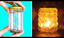 15 идеи как да си направим лампа вкъщи