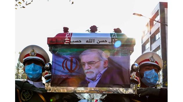А ако иранските служби нарочно са вкарали Фахризаде в образа на Доктор Смърт?