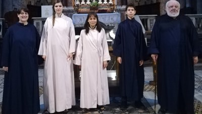Певческата формация инициира Гергьовски песенни празници в Елена