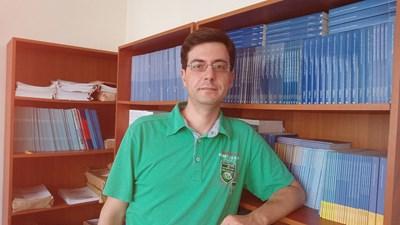 д-р Александър Панайотов