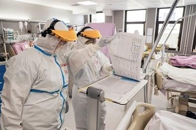 Увеличава се броят на заразените с коронавирус в Сърбия СНИМКА: Ройтерс
