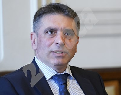 Данаил Кирилов - министър на правосъдието СНИМКА: 24 часа