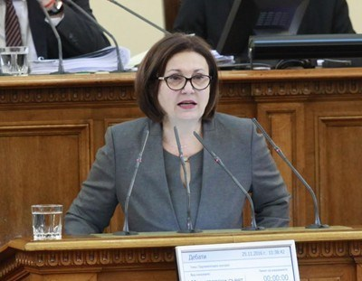 Бъчварова: След изборите не можем да управляваме с БСП и с ДПС (обновена)