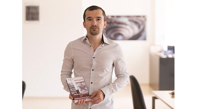 """Първият роман за лагера в Ловеч - вдъхновен от разказ на """"168 часа"""""""