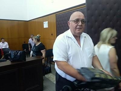 Красимир Елдъров СНИМКИ: Анелия Перчева