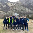 """Българските играчи на """"Левски"""" на Рупите"""