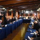 15 извънпарламентарни партии, бивши приятели на БСП, уважиха поканата на Корнелия Нинова. СНИМКИ: ВЕЛИСЛАВ НИКОЛОВ