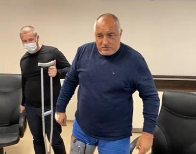 Борисов в болницата