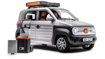 Едва 10 000 евро струва германски конкурент на БГ електрическата кола от Ловеч