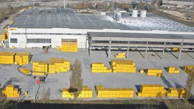 """""""Ксела"""" присъства в България от 1994 г,, компанията има два завода - в София и Добрич."""