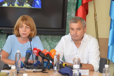 Йорданка Фандъкова СИМКИ: БОК