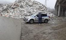 """""""Феникс Дупница"""" не иска да чисти боклуци до моста на АМ """"Струма"""", не били нейни"""