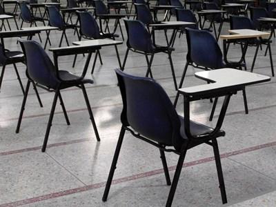Изпитът за седмокласниците започва в 10.00 часа. СНИМКА: Архив