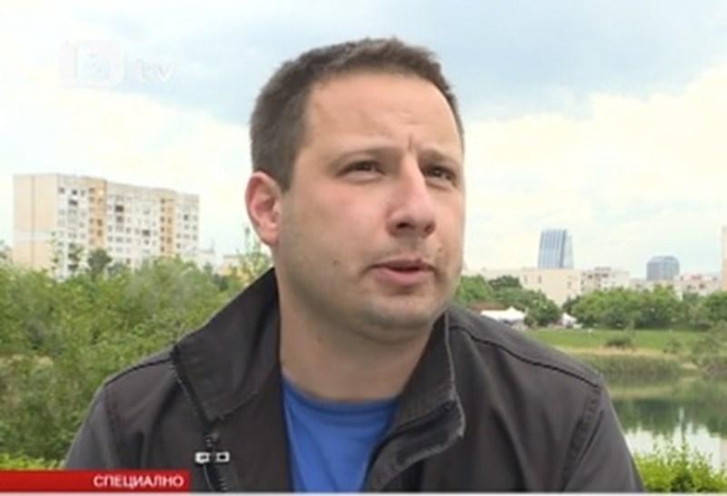 Иван Такев КАДЪР: bTV