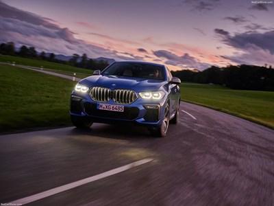 Тест на новото BMW X6: баварско жиголо