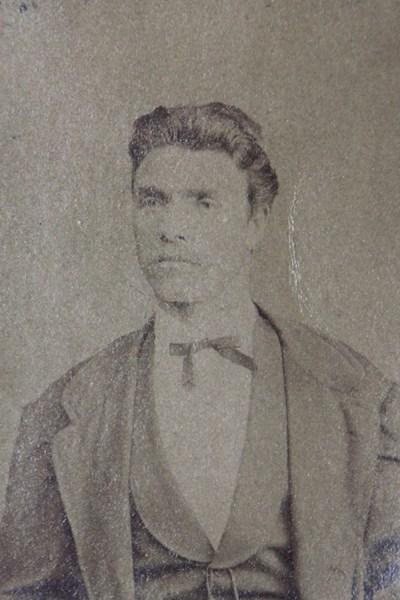 Снимка на Левски в Османския държавен архив, която бе открита от Виктор Комбов през 2018 г.
