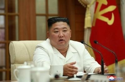 Лидерът на Северна Корея Ким Чен Ун СНИМКА: Ройтерс