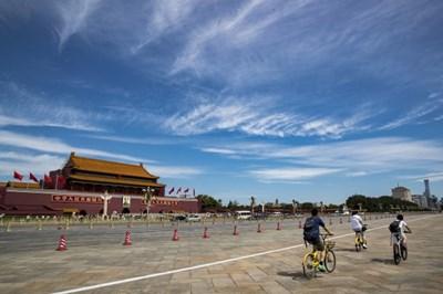 Пекин отчете 206 дни с добър въздух за първите девет месеца на годината