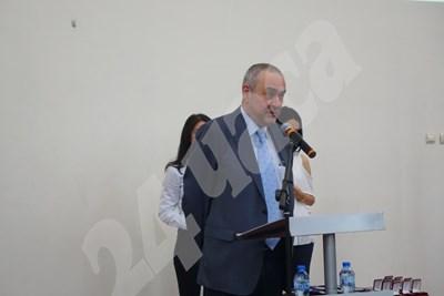 Борис Велчев - председател на КС СНИМКА: 24 часа