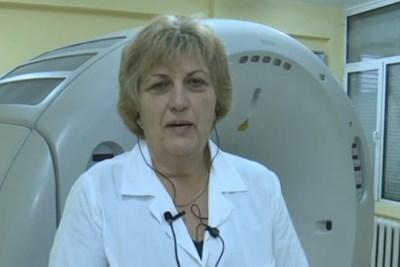 Д-р Ренета Кръстева. Кадър: БНТ