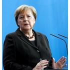 Германският канцлер Ангела Меркел. Снимка РОЙТЕРС