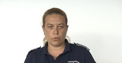 Красимира Стоядинова, главен инспектор в СДВР КАДЪР: bTV