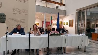 Министър Николова в Кюстендил СНИМКИ: Министерство на туризма