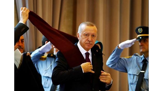 След първата християнска държава, Ердоган посегна и към Йерусалим