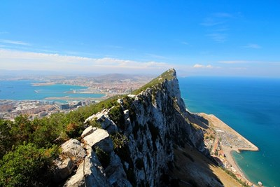 Гибралтар Снимка: Pixabay
