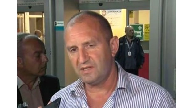 Радев: Очаквам кабинетът да предприеме адекватни мерки във връзка с катастрофите