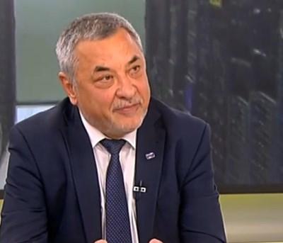 Валери Симеонов  Кадър: Нова тв