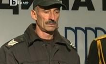 Граничар с куче, хванал 456 мигранти, е полицай на годината