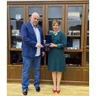 Иван Гешев и Айлин Секизкьок СНИМКА: Прокуратурата