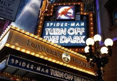 """Представленията на """"Бродуей"""", които са известни с многото посетители, събрани в тесни пространства, може да започнат отново и доста по-късно от септември. Снимка: Ройтерс"""