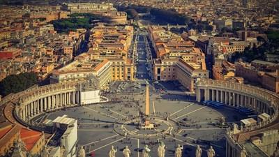 Ватикана СНИМКА: Пиксабей