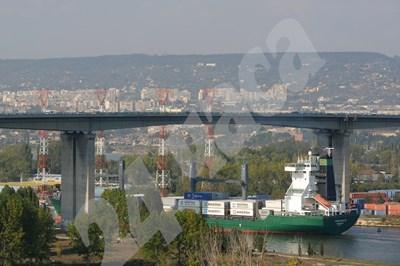 """В момента съществуват 10 км от магистрала """"Черно море"""" - между Аспаруховия мост във Варна и с. Приселци. СНИМКА: 24 часа"""