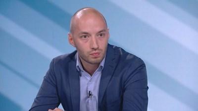 Димитър Ганев КАДЪР: Би Ти Ви