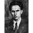 Портрет на Пенчо Кулеков от Дария Василянска, 1954 г.
